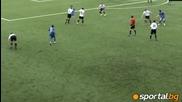 Дъндок 0 - 2 Левски
