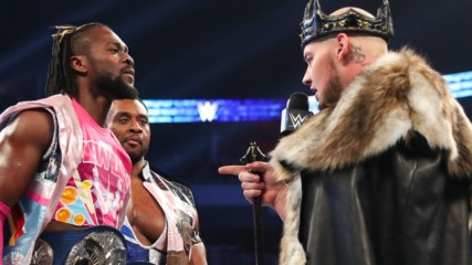 The New Day defy King Corbin and Dolph Ziggler: SmackDown, Dec. 13, 2019