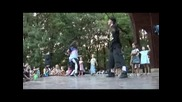 Sofia Dance Week 2008. Street dance - уроци