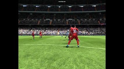 Fifa 13 - Тупалка от над 40 Метра