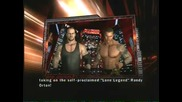 Wwe Smackdown vs Raw 2010 Randy Orton Road To Wrestlemania Walkthrough Part 10