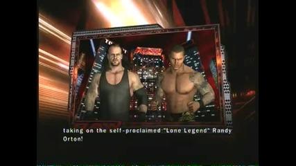 Wwe Smackdown vs Raw 2010 Randy Orton Road To Wrestlemania Walkthrough Part 10