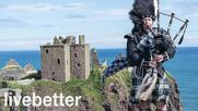 Scottish Music Instrumental_ Traditional Music From Scotland Bagpipe