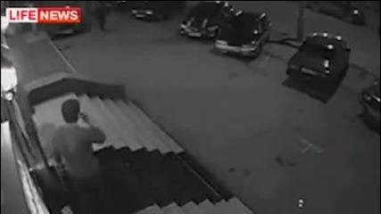 Москва, стрелба в нощен клуб приключва с два трупа