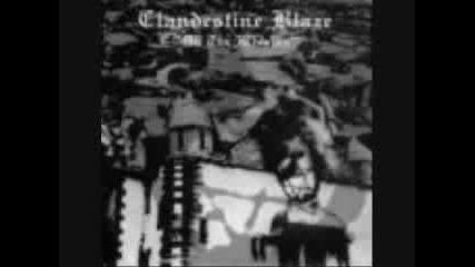 Clandestine Blaze - Tearing down Jerusalem