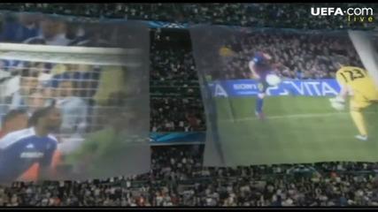 Uefa Champions League 2012-2013 Intro Hd