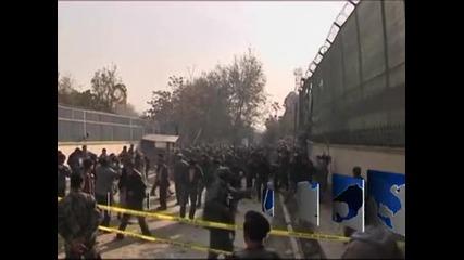 Бомбена атака в дипломатическия квартал в Кабул е убила двама души