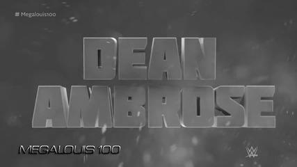 Dean Ambrose Titantron 2014