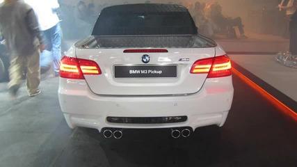 2011 Bmw M3 пикап