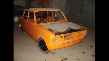 Lada - Powered by Tolyatti