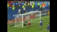 Euro 2008 - Хърватия - Турция 1:1 Голът На Иван Класнич *HQ*