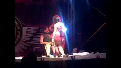 Еротично шоу на Мото Рок Събора във В.търново 2010