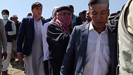 Afghanistan: Victims of high school blast buried in Kabul