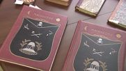 Russia: Hundreds of rare mason books auctioned off in Moscow