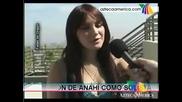 Dulce Maria aclara polemica sobre Anahi y su fracaso