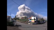 Indonesia: Mount Bromo erupts, spews ash high into the sky