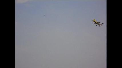 Ф2д - Откриване на авиосезон Казанлък 2012