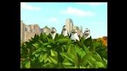 Пингвините от Мадагаскар - епизод 13 - (бг аудио)