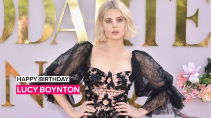 5 Facts to get to know Lucy Boynton by