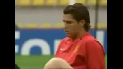 Кристиано Роналдо е гей - доказателство