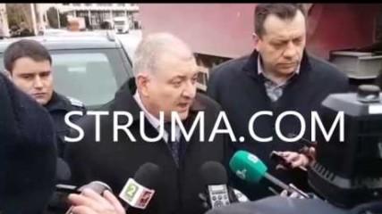 Георги Костов на Кулата: Поддържаме връзка с гръцките власти