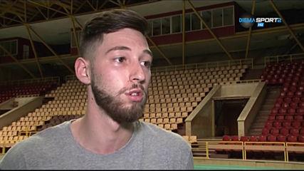Георги Петров - бъдещето на българския волейбол