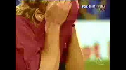 Man Utd - Juventos 4:1 31.07.2003 Пропуск На Празна Врата (forlan)