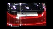 Lancia Ypsilon Black&red Geneva 2012