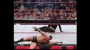 Wwe Jeff Vs. Randy Orton