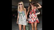 Miley Cyrus and Ashley Tisdale Bff
