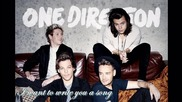 12. One Direction - I want to write you a song