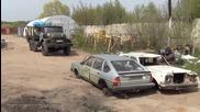 Тест - драйв Зил-131