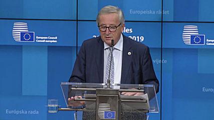 Белгия: ЕС се съгласи с плана за Брекзит и излизане