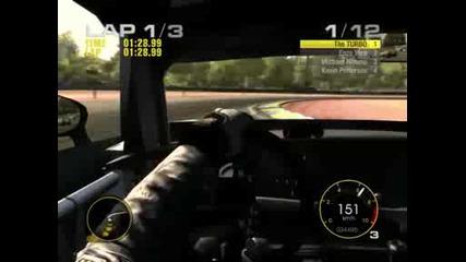 Една Обиколка На Le Mans /grid/