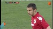 Цска София 1 - 0 Берое Стара Загора (28.03.2012г.)