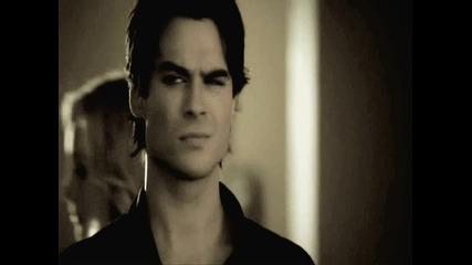 Кой трябва да се избере ??? Damon Elena and Stefan / cry me a river /