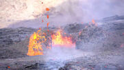Iceland: Vulcanic activity continues as another eruptive fissure opens