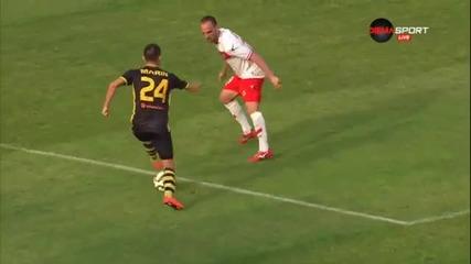 Репортаж: Ботев - ЦСКА 3:2