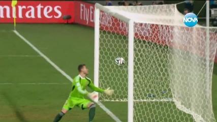 Страхотна грешка на Акинфеев и само 1:1 за Русия срещу Южна Корея