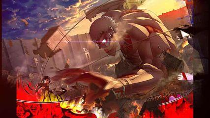 Aimee Blackschleger - D О А ( Shingeki no Kyojin/ Attack on Titan ) ( с бг превод )