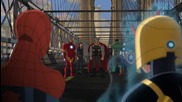 Ultimate Spider-man: Web-warriors - 3x01 - The Avenging Spider-man, Part 1