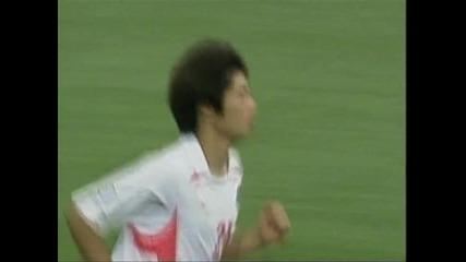 Испания-южна Корея 0-0 дузпи 2002 world cup