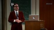 Теорията за големия взрив S02e06 - Теорията на Купър и Новицки