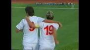 Стилиян Петров и Бербатов по 2 срещу Русия