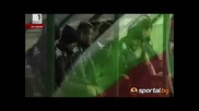 България - Украйна 0:1 14.11.2012