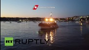 Italy: Coast guard picks up 86 migrants at sea near Libya