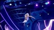 Жана Брейчева - Въздушна акробатика на мрежа - И аз го мога (13.05.2015)