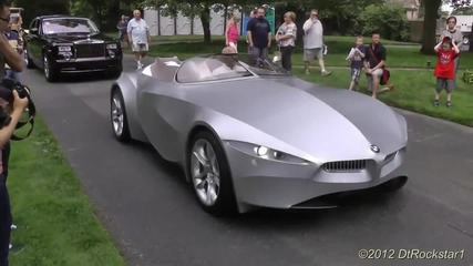 Машина !!!!! Bmw Gina Concept