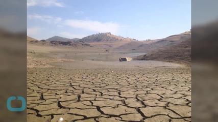 California Drought Plagues Entire West Coast