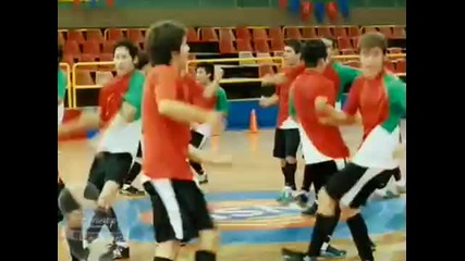 High School Musical - El Desafio Mexico - Futbol